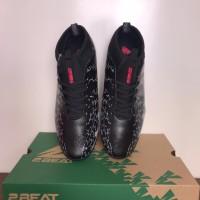 Sepatu Futsal 2Beat SILVA IT 102009-206 - Abu-abu, 39