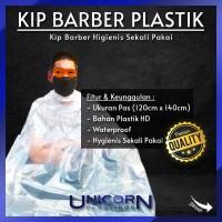cape barber plastik / kip barber / kip plastik