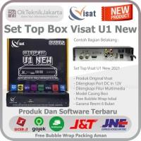 Set Top Box DVB-T2 Visat U1 New 2021