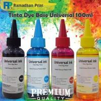 Tinta Refill Universal Ink Black 100ml, Printer Canon IP2770 MP287 all
