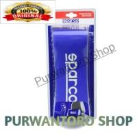Sparco Bantal Leher Mobil - Biru