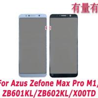 GLASS TOUCHSCREEN AZUS ZEFONE MAX PRO M1-ZB601KL-ZB602KL-X00TD-WHITE
