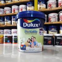 Cat Tembok Dulux Pentalite 20 Liter Brilliant White