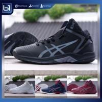 Sepatu Basket Asics Gel Triforce 3 Sepatu Olahraga Import Geltriforce3 - Black, 40