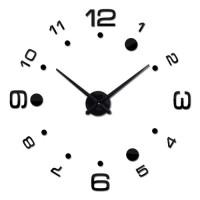 Jam Dinding Besar DIY Giant Wall Clock Arcylic 100cm - DIY-204