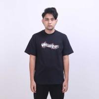 Heyho - Weirdo T-shirt W-Grafiti Black Default