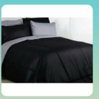 bedcover set minimalis grosir murah hitam-warna-hitam-abu - hitam - abu, 200x200