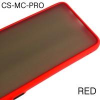 VIVO Y95 / Y93 FINGER / Y91 / U1 Case My Choise Protection Camera / - RED