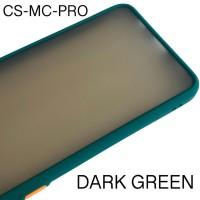ASUS ZENFONE MAXPRO M1/ZB601KL/ZB602K Case My Choise Protection Camera - DARK GREEN