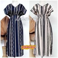 Dress Manohara Etnik Bali Panjang