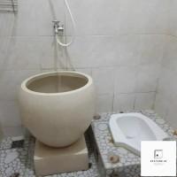 Bak air / bak kamar mandi / gentong terraso / bak mandi