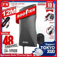 ANTENA DIGITAL TV INDOOR / OUTDOOR / LUAR / DALAM RUANGAN PX DA-5900B