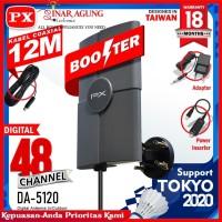 PX ANTENA DIGITAL IN/OUT DOOR DA5120 DA-5120 DA 5120 - RESMI