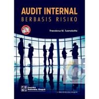 ORIGINAL!! Audit Internal Berbasis Risiko THEODORUS TUANAKOTTA