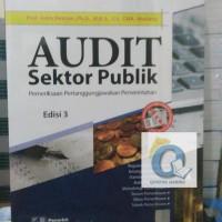 ORIGINAL!! Audit Sektor Publik edisi 3 fullprint Indra Bastian