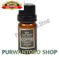 cosy wood minyak aroma terapi essential oil Coffee
