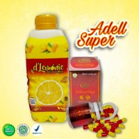 PAKET ADELL SUPER D'LEMONIE [COD] - PELANGSING HERBAL APELL