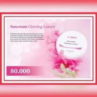 TERLARIS! Suncreen Glowing Luxury - ASDERMA AESTHETIC Melindungi kulit