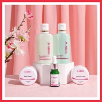 TERLARIS! Paket Acne Glowing 60ml + serum - ASDERMA AESTHETIC COD