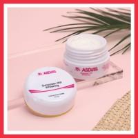 Sunscreen WX Whitening - ASDERMA AESTHETIC pemutih & mencerahkan kulit