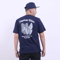 Heyho - Weirdo T-Shirt Tropical Vibes Navy Default