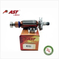 AST ARMATURE ANGKER FOR MESIN Trimer N 3701 RYU RTR6-1 Moden M3800