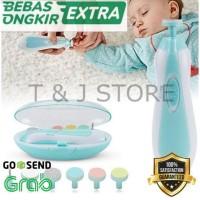 Smooth Baby Nail / Pembersih Kuku Anak Bayi / Aksesoris Bayi TJ