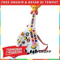 Mainan Edukasi Anak Bayi Laki Perempuan Gitar 1 2 3 4 5 6 Bulan Tahun