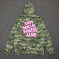 HOODIE ANTI SOCIAL SOCIAL CLUB CAMO AUTHENTIC PREMIUM ORIGINAL JAKET