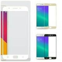 TEMPERED GLASS OPPO F3 PLUS FULL COVER COLOR HITAM Limited