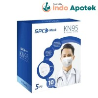 SPC MASK KN95 MEDICAL M 5PLY 10PC