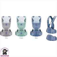 BABYSAFE Hip Seat Carrier Criss Cross Gendongan Bayi Anak