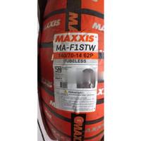 Maxxis MA-F1ST W 140/70-14 Ban Yamaha Xmax/Aerox Belakang Tubeless