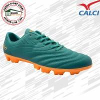 Calci Sepatu Bola Soccer Atom SC - Green Mango - 38