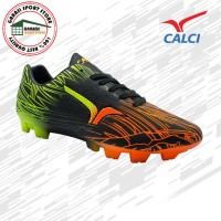 Calci Sepatu Bola Soccer Vicious SC - Black - 41