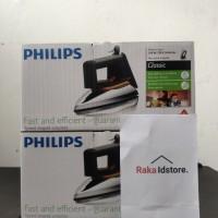 Setrika PHILIPS HD1172 Classic Setrika Baju Stainless Garansi Resmi