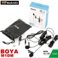 Microphone BOYA M1DM 6m Studio Microphone Lavalier Mini Audio 3.5mm