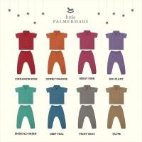 Little Palmerhaus - Collar Baby Set (Setelan Bayi) 0-24 Bulan