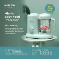 Misuta 4 in 1 Baby Food Processor (mixer, grinder, cooker, steamer)