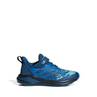 Adidas FortaRun x LEGO® NINJAGO® Jay Kids Running Shoes - Shock Blue