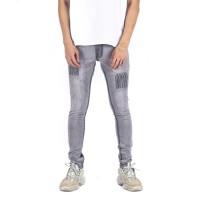 A1 Denim Light Grey - Celana Jeans