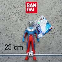 Bandai ULTRA BIG Sofubi ULTRAMAN ZERO Jumbo 23cm Hero 500 Soft Vinyl