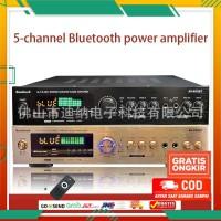 Sunbuck Audio Bluetooth Amplifier Karaoke 5CH 600W - AV-608BT