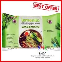 Mie Instant Lemonilo Kuah Ayam Bawang Halal Sehat Alami