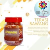 Bawang Goreng Mamah Rosi SIWANG Terasi Bawang - siwang pedas, S