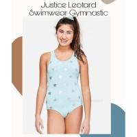 pabrik branded justice leotard swimwear gymnastic baju renang anak