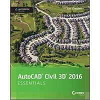BUKU AutoCAD Civil 3D 2016 Essentials: Autodesk Official Press