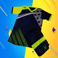 Baju olahraga Anak / Kaos Bola Anak / Futsal Anak 0111 SD SMP