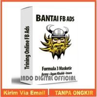 Bantai Bantai FB Ads Formula 3 Masketir - indo official