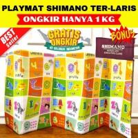 Tikar Foam Lipat Baby PlayMat - Matras Foam Matras Bayi